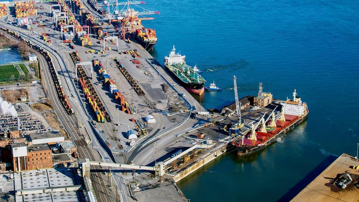eBlue_economy_Port of Montreal