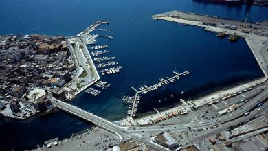 elue_economy_Taranto Cruise Port welcomes its first cruise shi