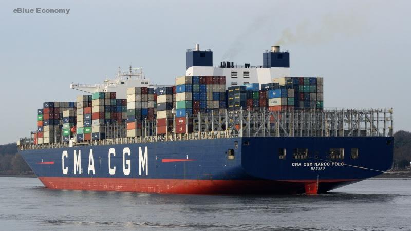 eBlue_economy_ CMA CGM to enhance its BSMAR service connecting Black Sea & Turkey with Morocco