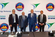 eBlue_economy_EV للخدمات البترولية ومصر للبترول يوقعان عقد لخلط وتعبئة الزيوت