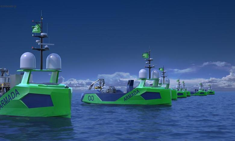 eBlue_economy_Ocean Infinity selects DNV's ShipManager