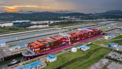 eBlue_economy_Panama Canal Extends Maximum Length Overall