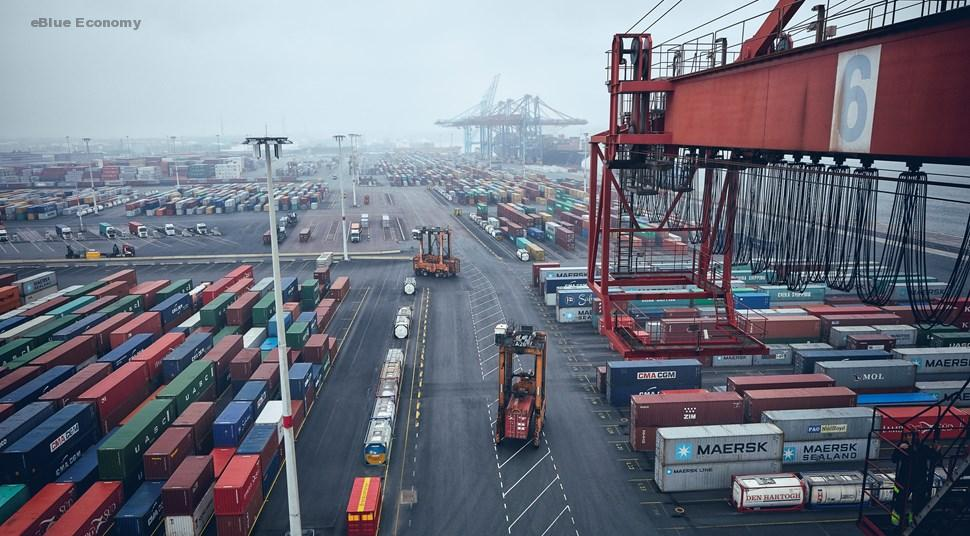 eBlue_economy_Port of Gothenburg ready to enter into joint venture with Castellum