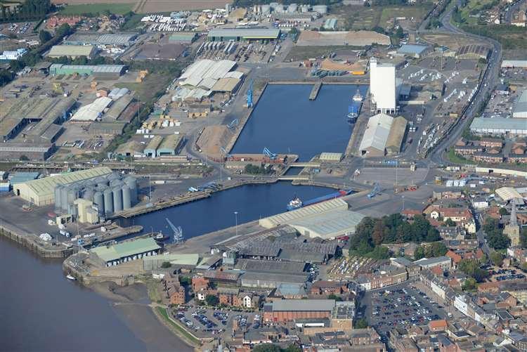 eBlue_economy_Port of King's Lynn