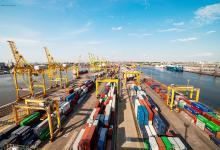 eBlue_economy_Sea Port of Saint-Petersburg