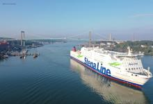 eBlue_economy_Stena Line achieves another world first using recycled methanol to power the ferry Stena Germanica