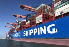 eBlue_economy_Cosco Shipping Orders 10 Containerships for $1.5 Billion