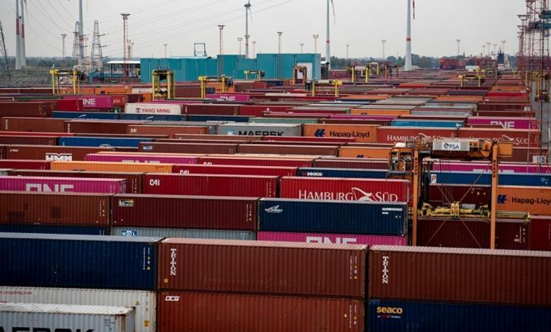 eBlue_economy_Extra Container Capacity Antwerp to receive European funding