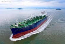 eBlue_economy_HSHI delivers world's largest LPG carrier 'Bellavista Explorer'
