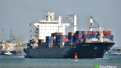 eBlue_economy_Master and 3 officers of MSC CAPUCINE R arrested in Turkey