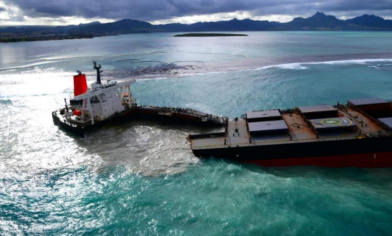 eBlue_economy_Mauritius government must release Wakashio crew held for a year without charge