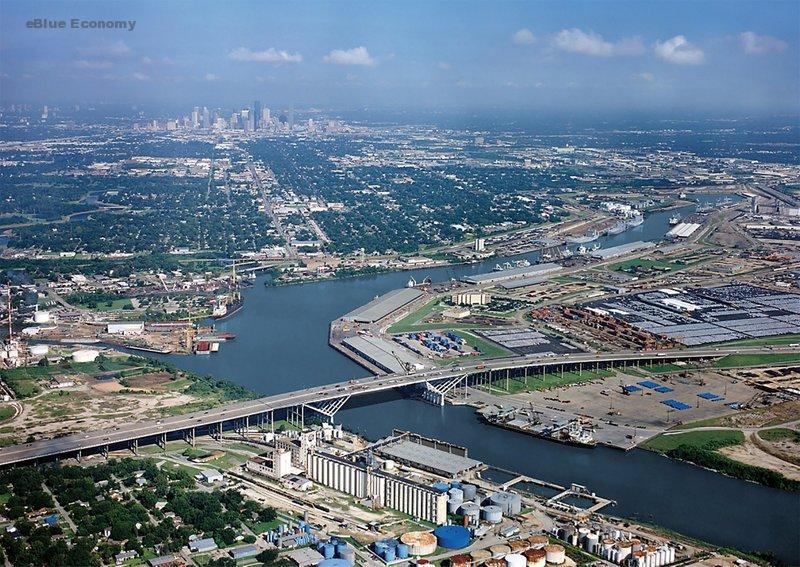 eBlue_economy_Port Houston Reopens Container Terminals