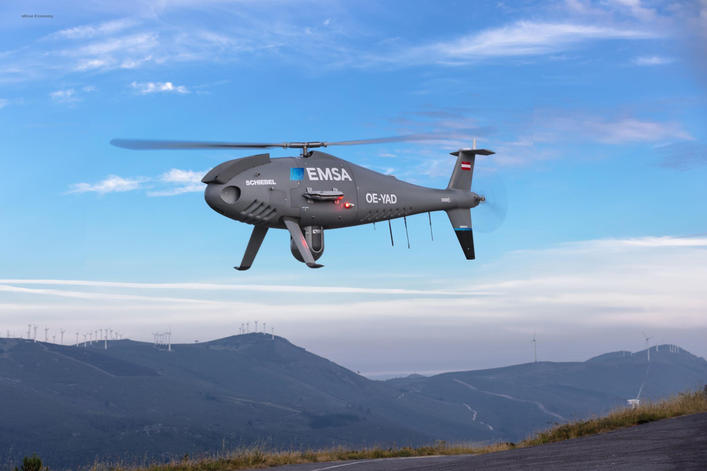 eBlue_economy_Spanish authorities deploy EMSA's remotely piloted aircraft