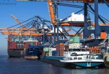 eBlue_ecoonomy_Port of Rotterdam Authority supports initiatives, of inland container chain
