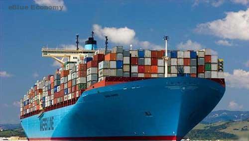 eBlue_economy_ عبور ٨٢ سفينة بإجمالي حمولات صافية ٤,٧ مليون طن