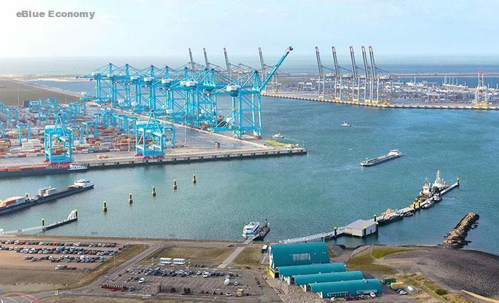 eBlue_economy_Horisont Energi and Port of Rotterdam sign memorandum of understanding regarding blue ammonia