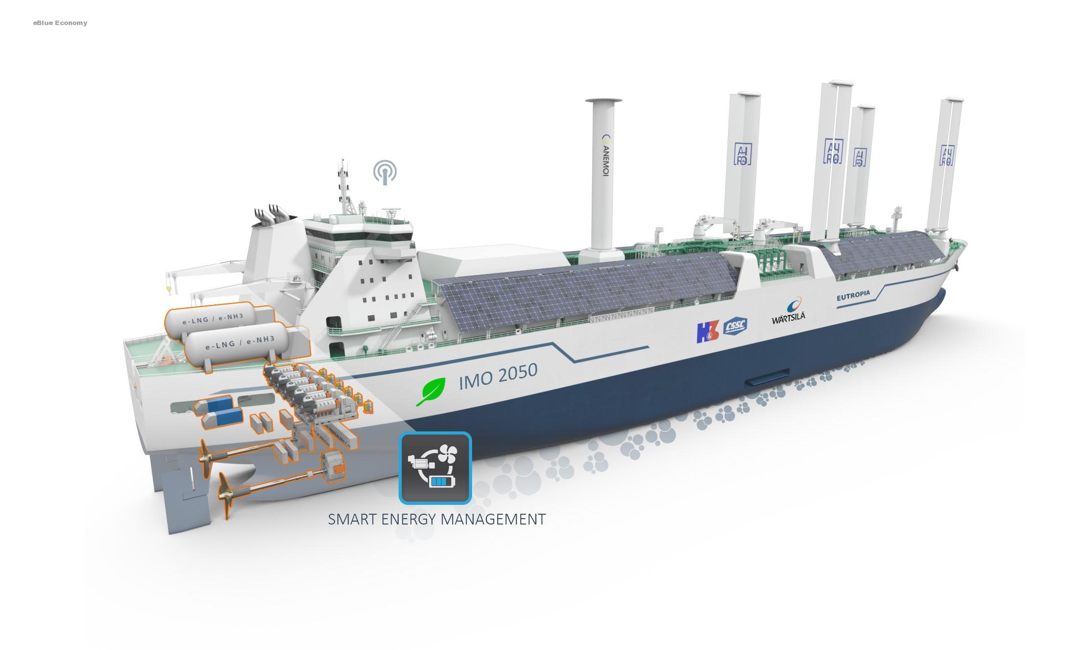 eBlue_economy_ Project for IMO 2050 CII-Ready LNG Carrier