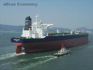 eBlue_economy_ VLCC tanker Chief Officer and Bosun killed by wave in Drake Passage