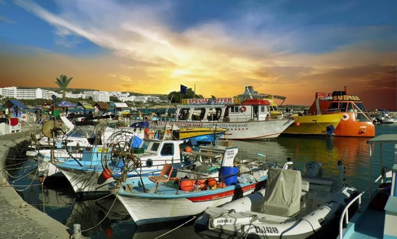 eBlue_economy_Beautiful photos of fishing ports from all over Cyprus