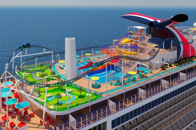 eBlue_economy_Carnival Cruise Line to provide Carnival