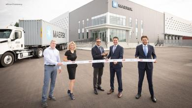 eBlue_economy_Maersk Canada targets landside logistics asset with new Vancouver facility