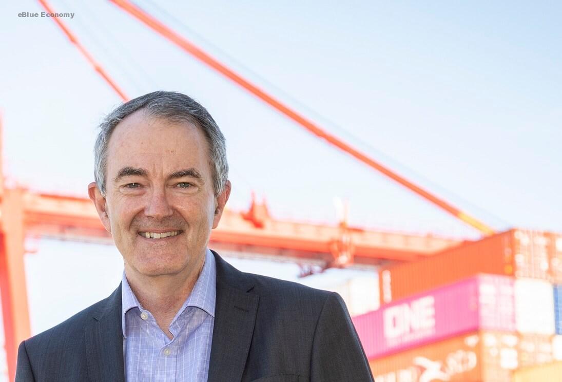 eBlue_economy_Port of Melbourne CEO announces retirement