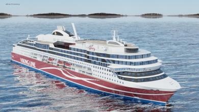 eBlue_economy_Viking Glory to have Baltic Sea's first rotating private dining room