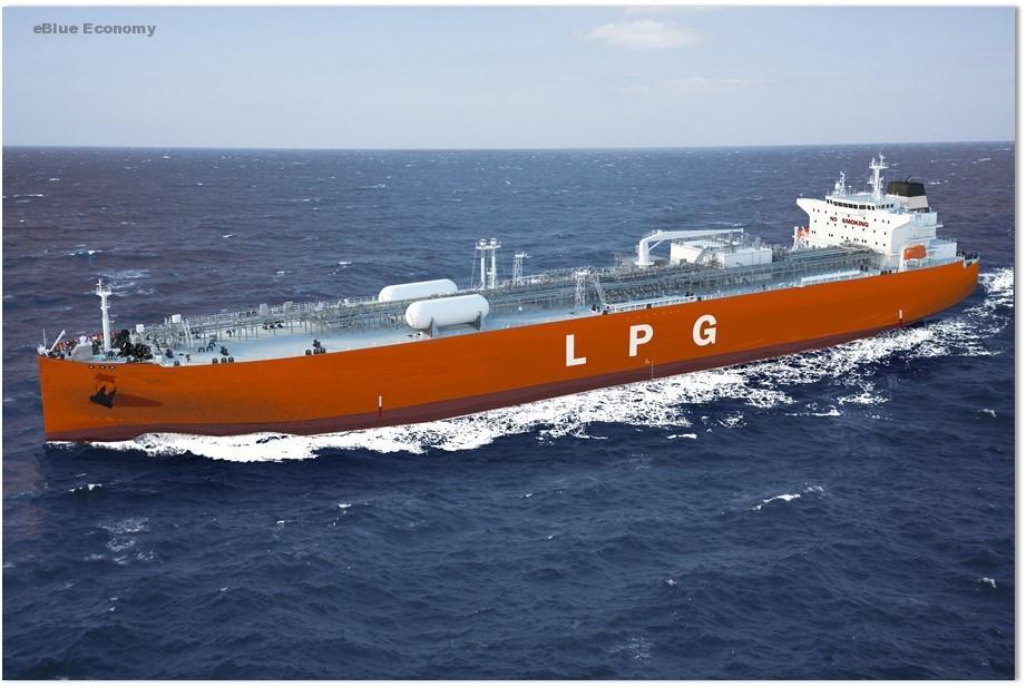 eBlue_economy_BV Approves Design For The World's Largest VLGCs
