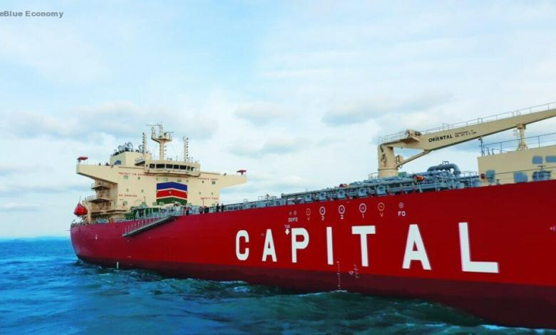 eBlue_economy_Capital Ship Management to Secure ABS Decarbonization Notations for Current Newbuild Tanker
