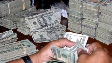 eBlue_economy_Cash, guns, cocaine and a suspected terrorist captured