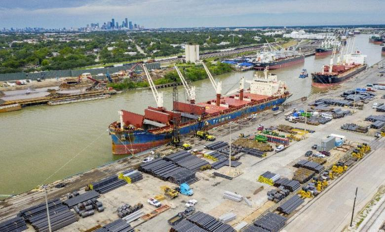 eBlue_economy_Container surge continues at Port Houston