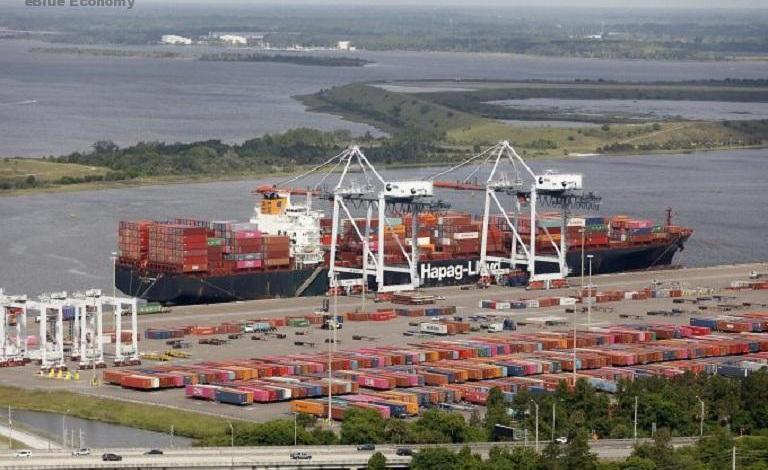 eBlue_economy_Hapag-Lloyd reroutes European container service to JAXPORT