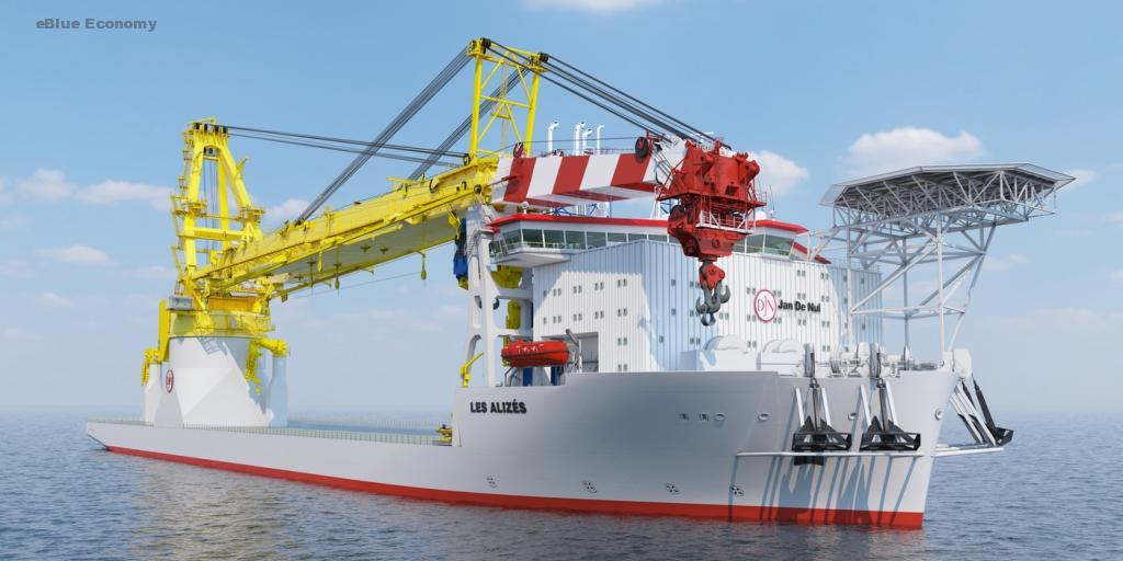 eBlue_economy_Jan De Nul signs T&I contract for Gode Wind 3 & Borkum Riffgrund 3
