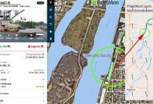 eBlue_economy_Laker blocked Saginaw river