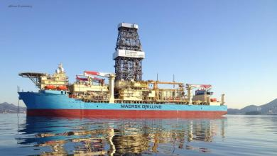 eBlue_economy_Maersk Drilling awarded contract extension to drill world record well in Angola
