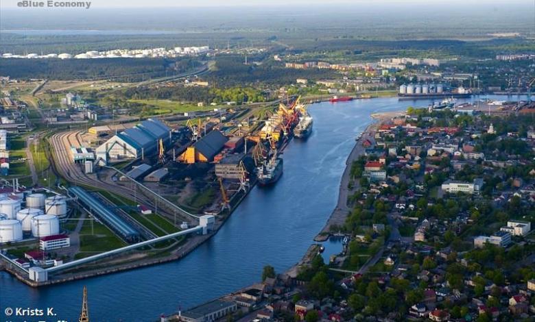 eBlue_economy_Port of Ventspils throughput in January-September 2021 fell by 14% YoY