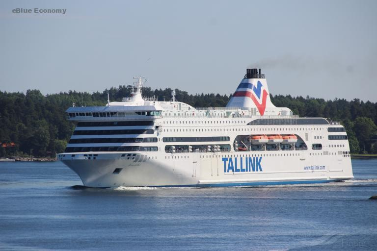 eBlue_economy_Tallink Grupp charters out additional vessel to COP26 to provide accommodation