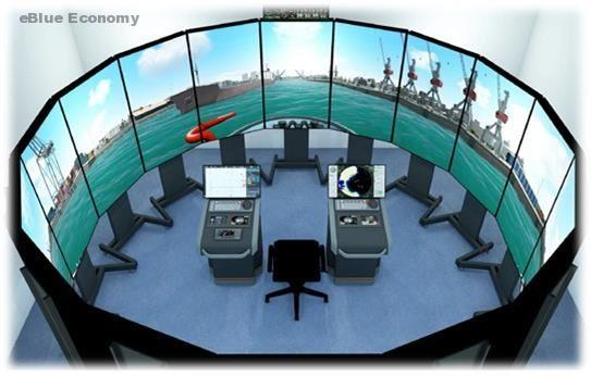 eBlue_economy_Wärtsilä next generation navigation simulator
