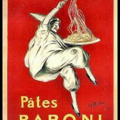 Vintage Posters For Kitchen Espresso Shaker Cabinets Ebluejay Pates Baroni Italian Poster Pasta Image Great Previous Next