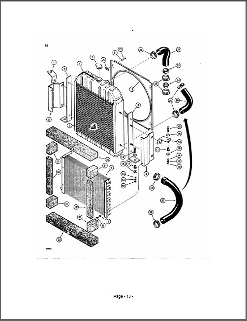 eBlueJay: Case 1845 & 1845S Skid Steer Loader Parts Manual