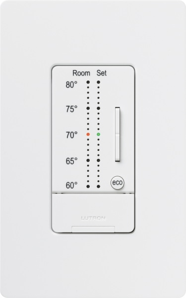 Lutron now shipping its RadioRA 2 system thermostat