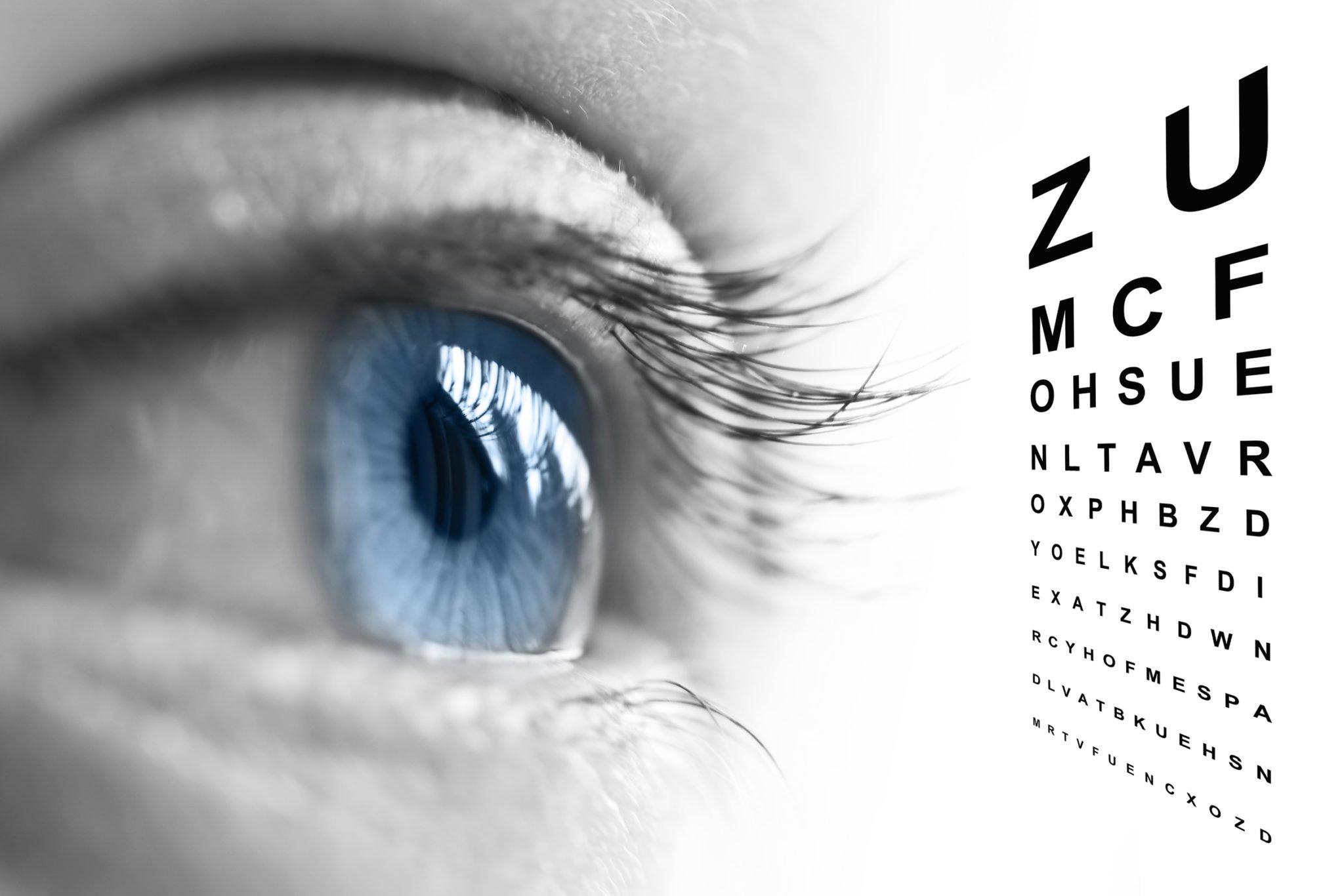 vitamine e cibi per occhi sani! - eb medical