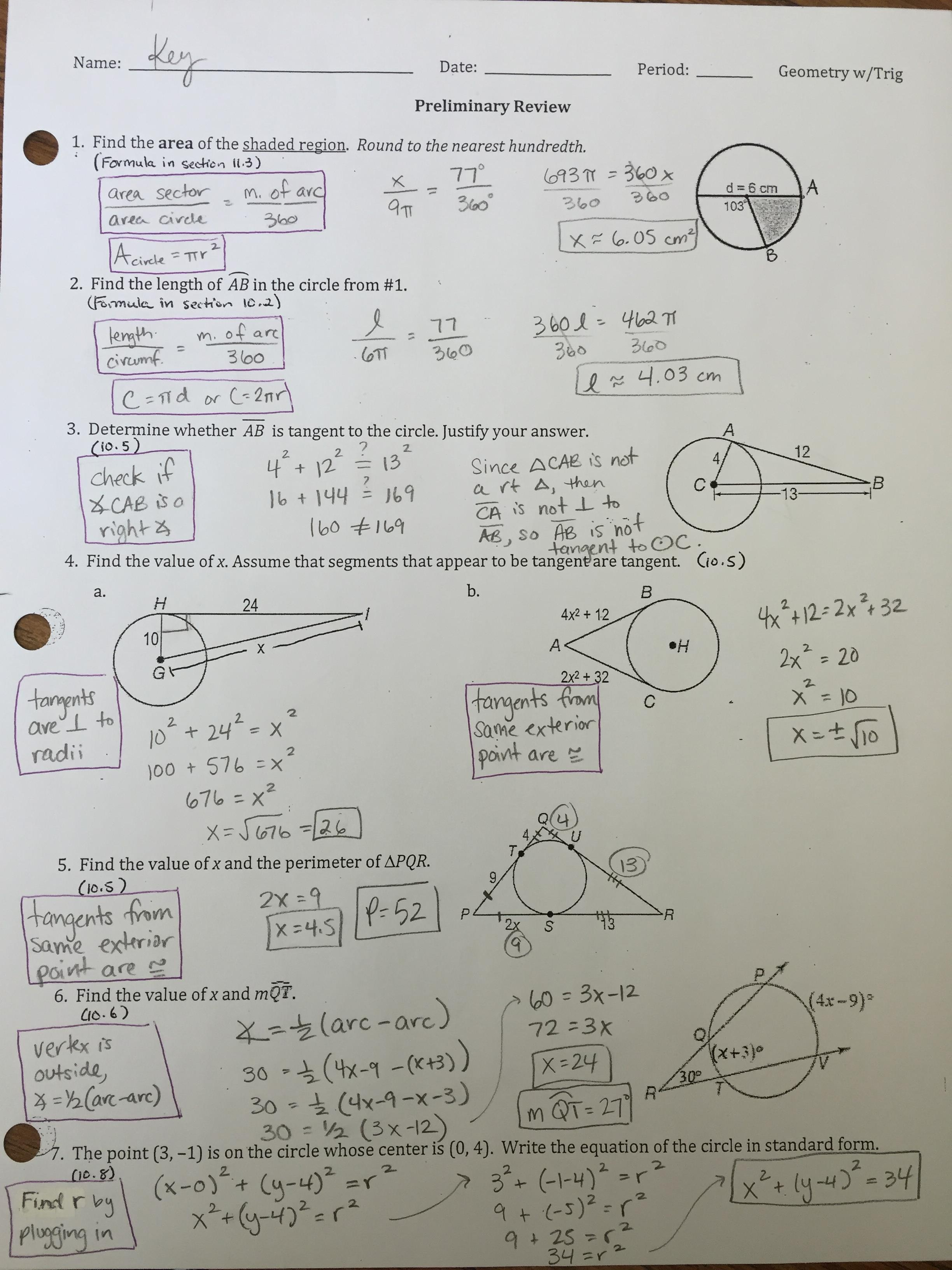 Worksheets Find The Area Of The Shaded Region Worksheet