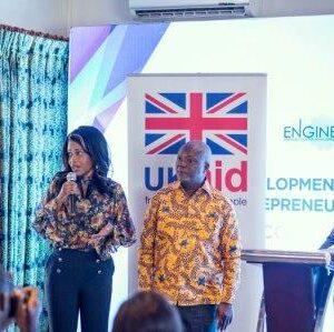 DFID ghana Nana Frimpomaa Arhin