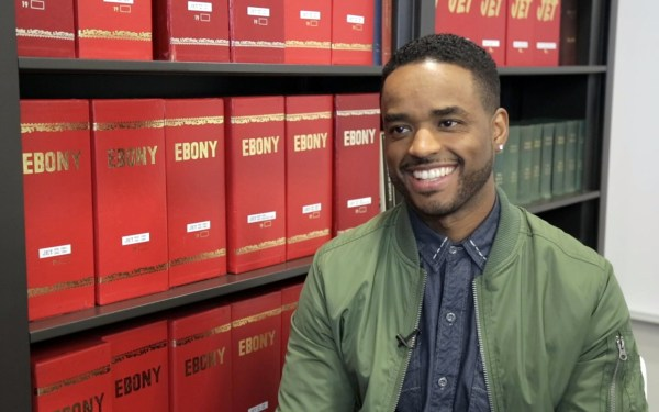 Larenz Tate Talks 'game Of Silence' - Ebony