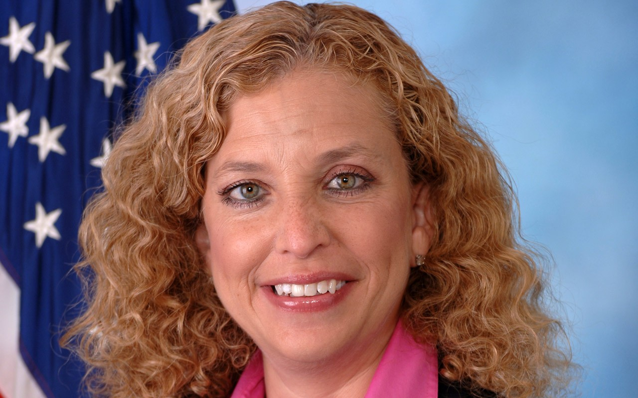 Debbie WassermanSchultz on Why the Democrats Need and