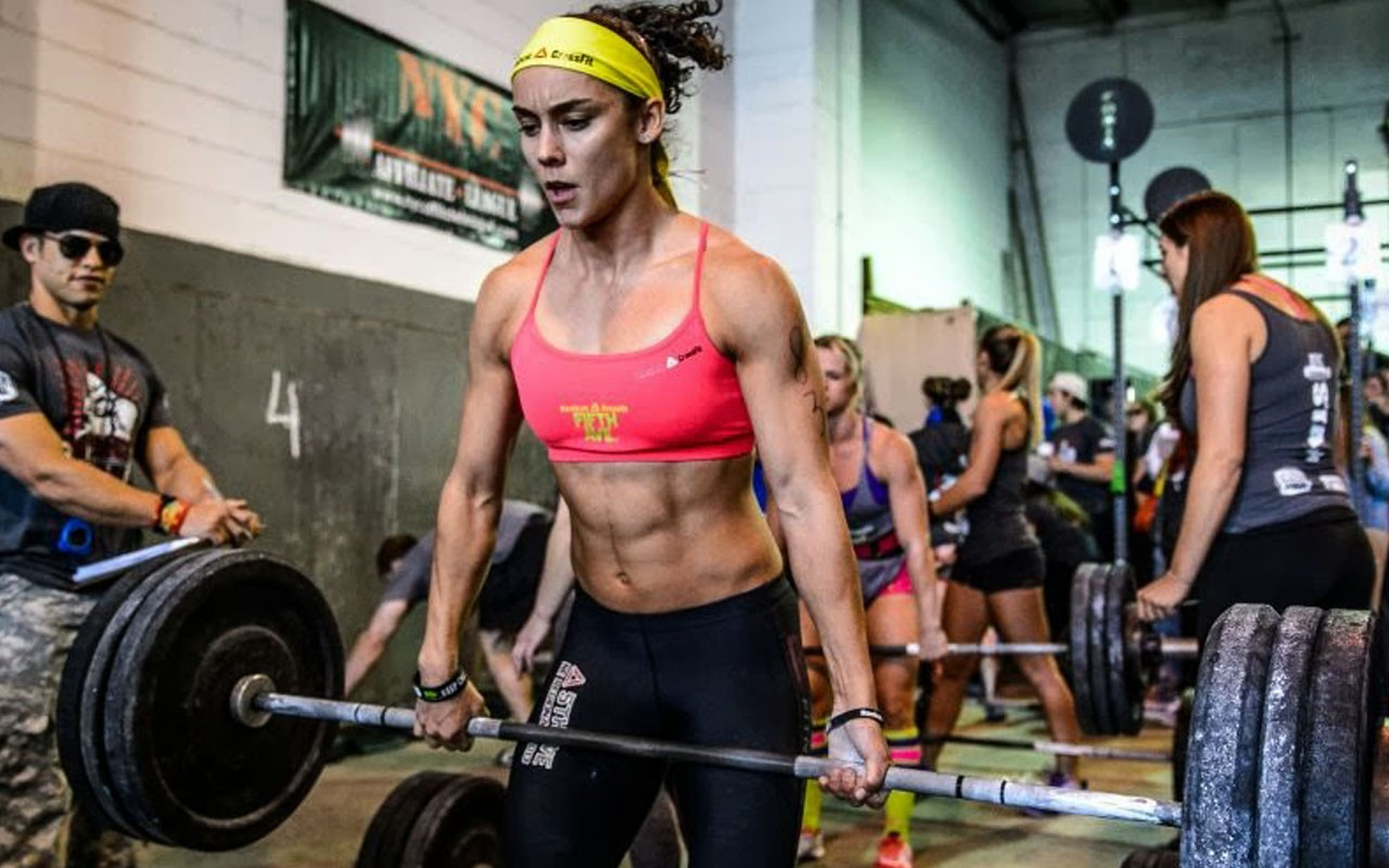Tips For Spring Fitness From A Top Reebok Crossfit Trainer