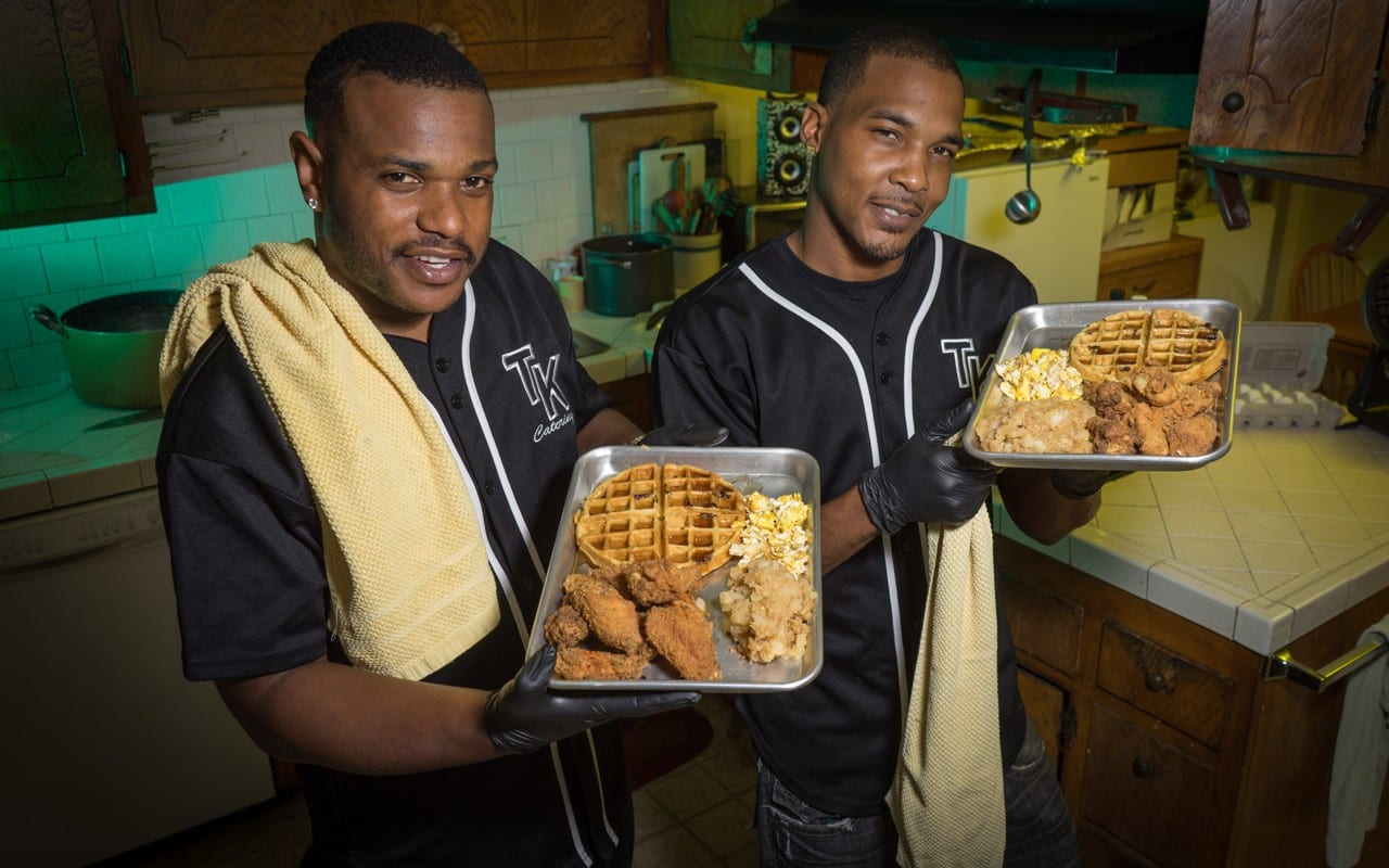 Trading Gang Life for Food Trap Kitchen Serves Up Good in the Hood  EBONY