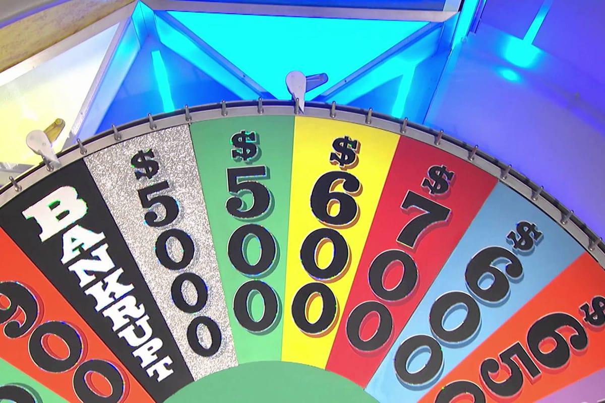 Wheel Of Fortune Just Got Major Side Eye For Using An