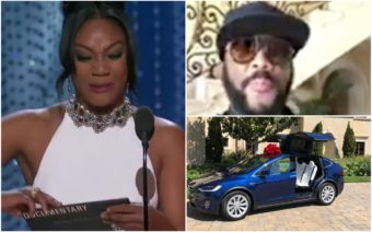 Tiffany Haddish, Tyler Perry, Tesla